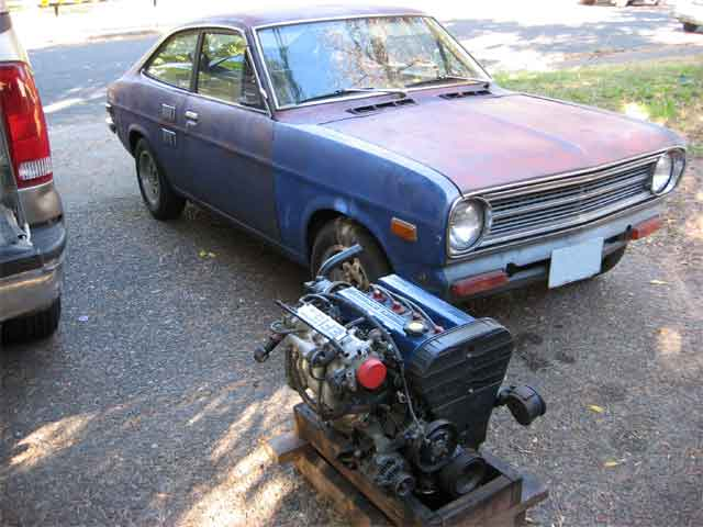 fisch's suzuki swift gti - page 2 - non datsun cars and projects