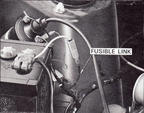 73 620 Fusible link plugs Electrical Ratsun Forums