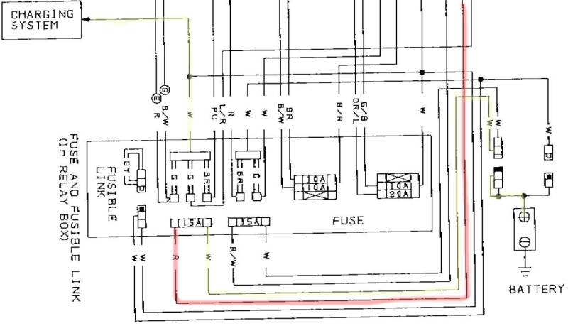 17007 s13 fuse box wiring diagram onan charging system diagram \u2022 wiring 240SX Alternator Fuse at honlapkeszites.co