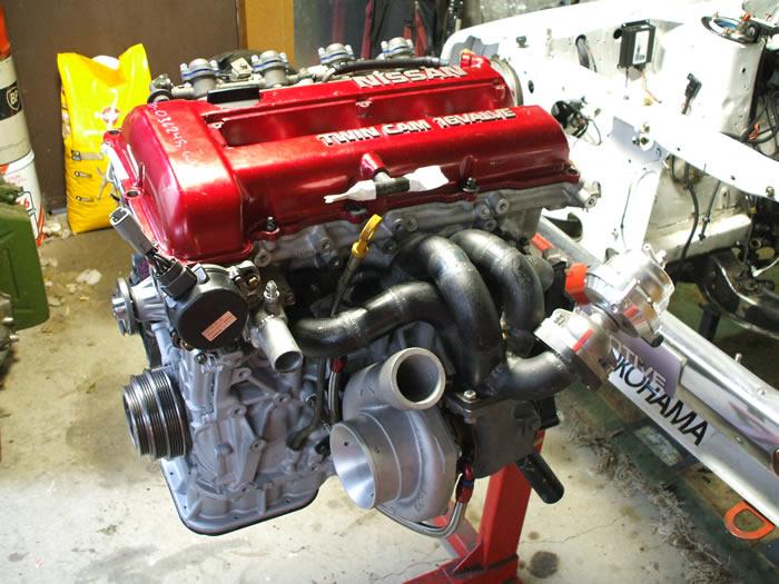 SR20 turbo KE20 Corolla dyno & drag - YouTube