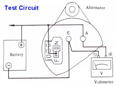 wiring schematic diagram guide technical chevy alternator wiring alternator wiring on technical chevy 235 alternator wiring the h a m b