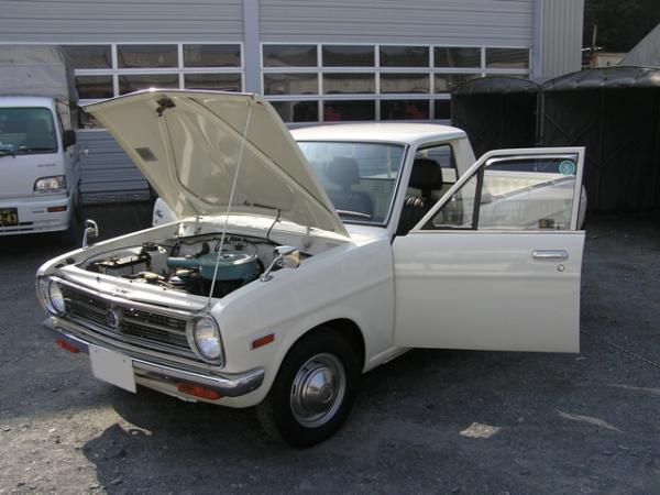Tech Wiki B120 Datsun 1200 Club