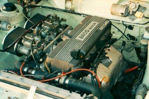 Carburetor KA24E - Engine - Ratsun Forums