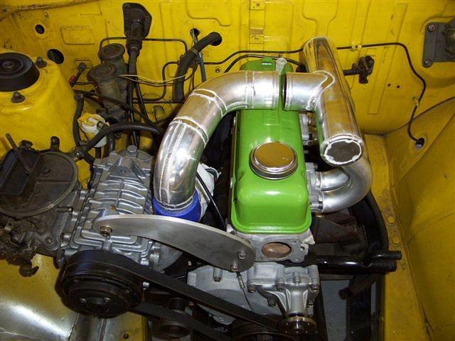 Building A Draw Through Turbo System