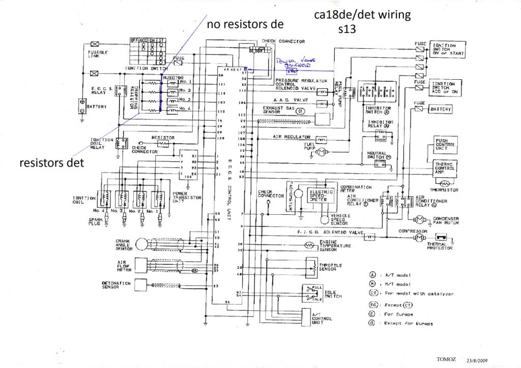 Ca18det Wiring Harness Question : Ca det wiring harness diagram images
