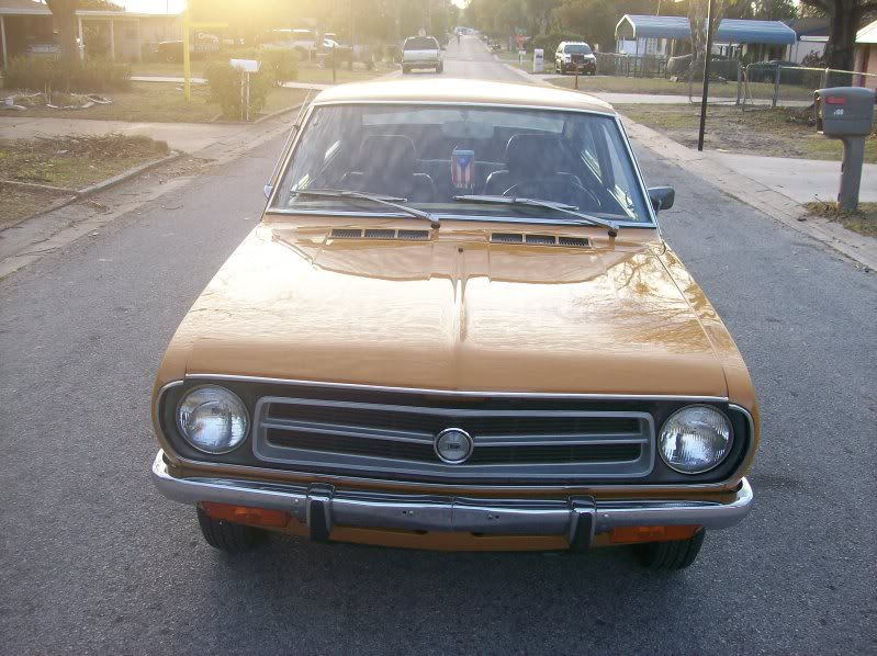 1972 Gold Coupe 15 000 Tampa Florida Usa Forum Classifieds Datsun 1200 Club