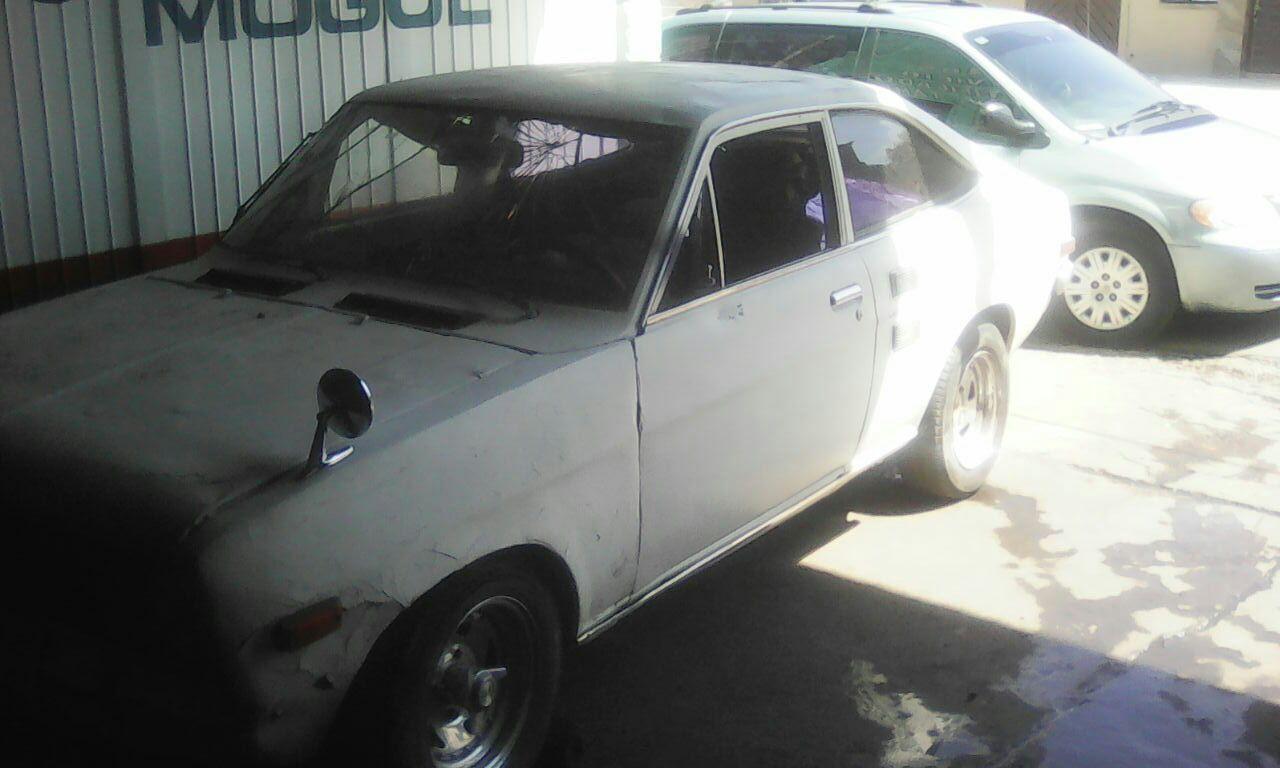 1972 white 1200 coupe el paso texas usa forum for General motors el paso tx