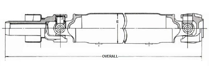 Tech Wiki - Propeller Shaft : Datsun 1200 Club