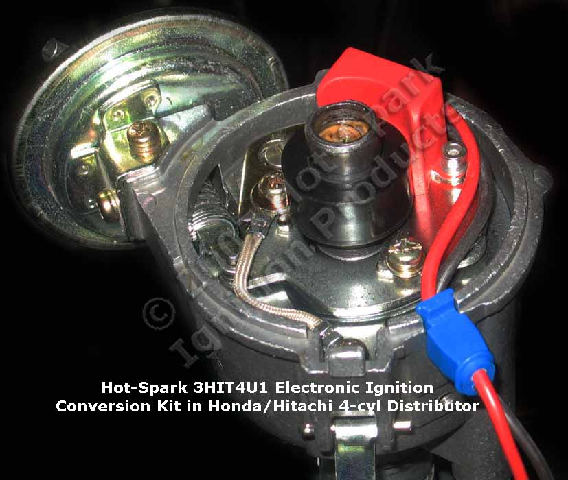 hitachi distributor wiring diagram wiring diagram centreHotspark Ii Electronic Ignition Wiring Diagram #21