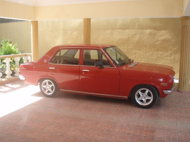 Datsun 1200 1973 from Dominican Republic