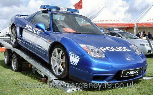 POLICE NSX