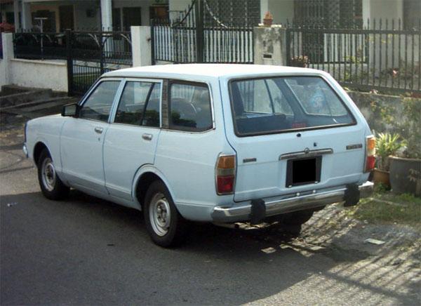 b310 aka datsun120Y wagon
