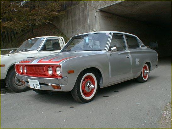 Tech Wiki - 620 : Datsun 1200 Club