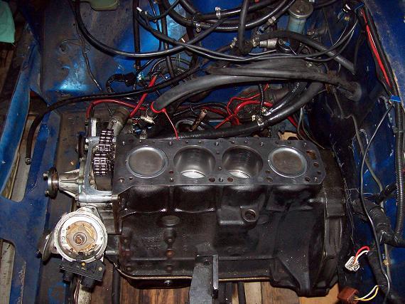 l20b turbo : Datsun 1200 Club