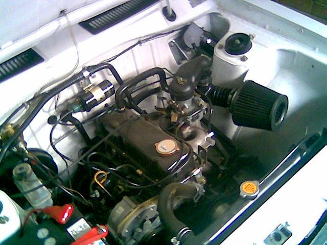 2006 B140 BO1 unleaded Motor