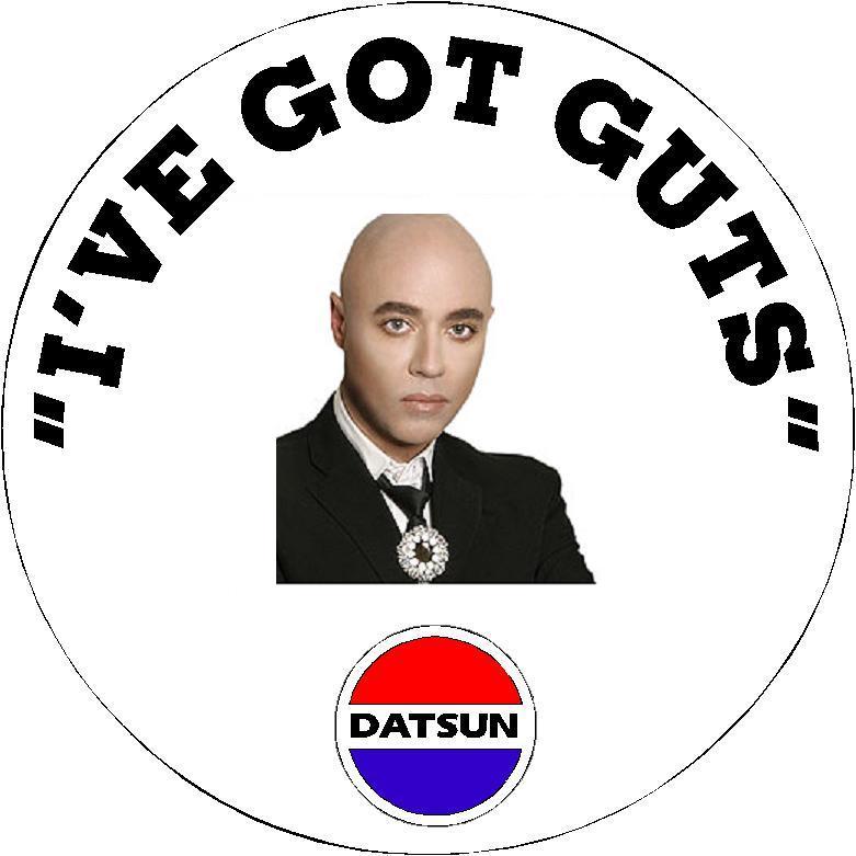 I've got guts - Natani