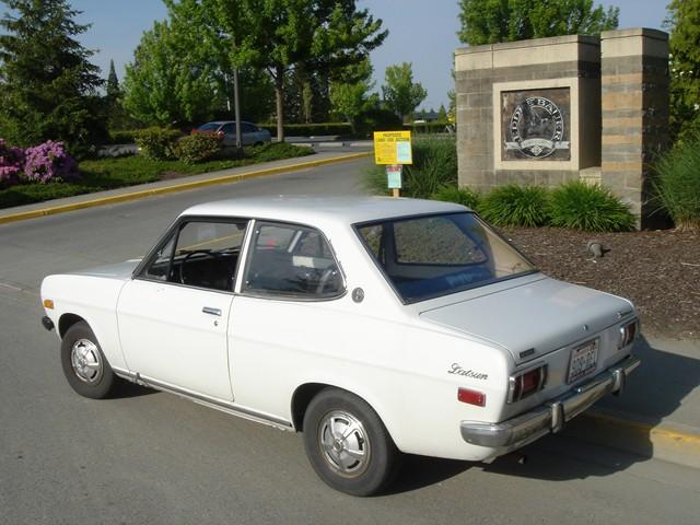 Datsun 1200 Eddie Bauer Edition