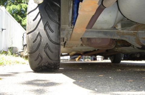 "12"" tires"