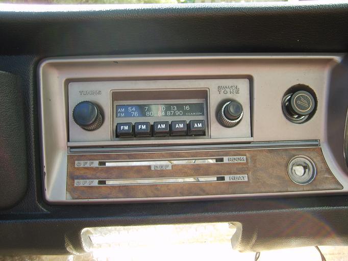 Tech Wiki - Dashboard : Datsun 1200 Club