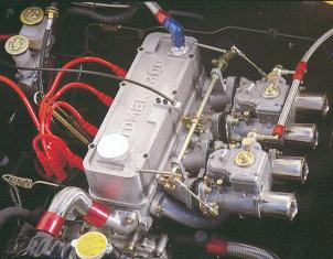Tomei Racing engine