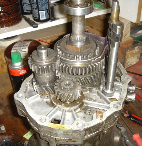 60L 5-speed for A-series Engine