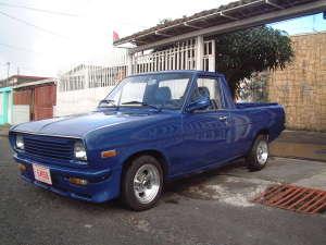 Costa Rica 1200 Pickup