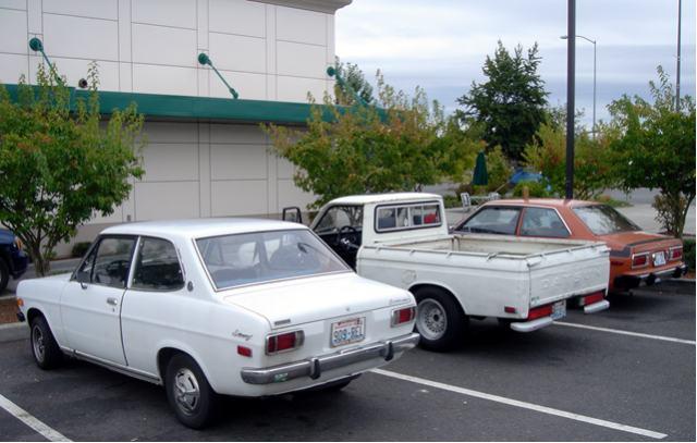 Tacoma Caravan