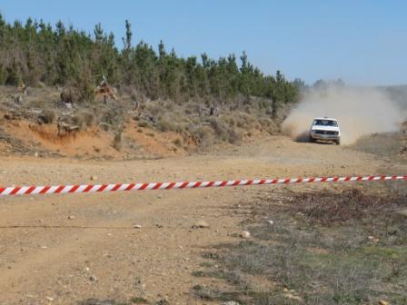 1200 coupe rallycar
