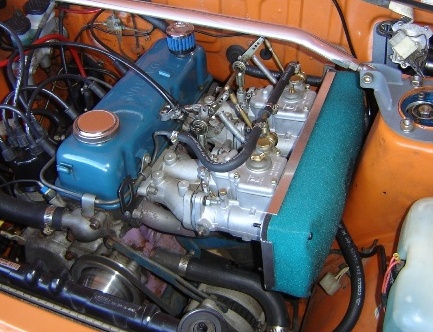 Datsun 1200 Engine Gallery