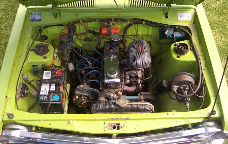 Tech Wiki Brake Booster Swaps Datsun 1200 Club