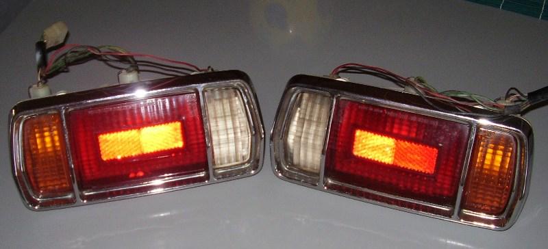 1200 sedan tail lights for sale