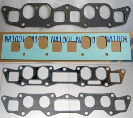 Oval Port Gasket Comparo