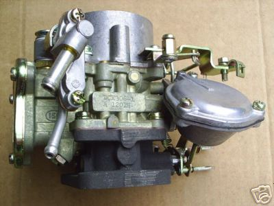 Tech Wiki - Carburetor Overview : Datsun 1200 Club