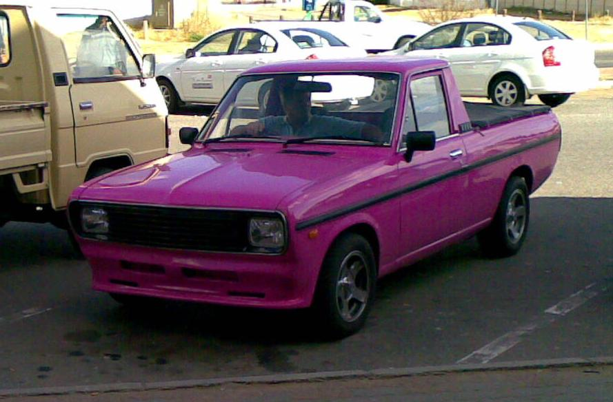 Another Pink UTE