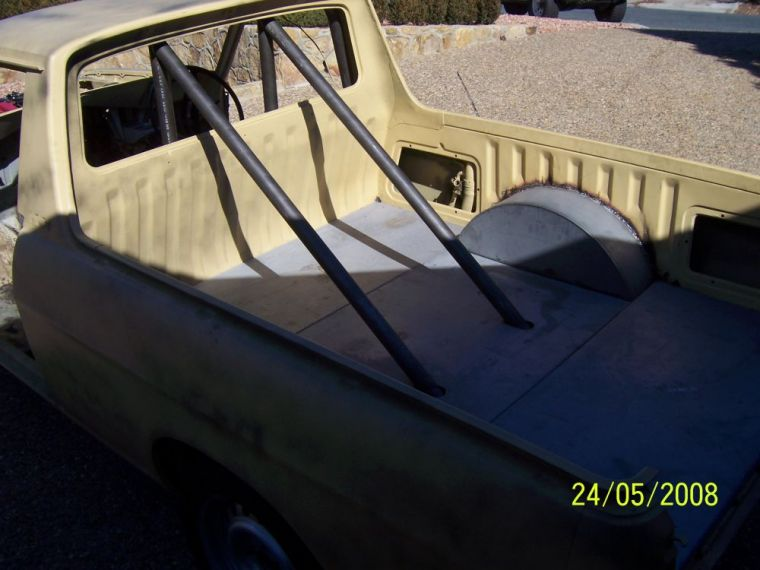 My Roll Cage 1200 ute
