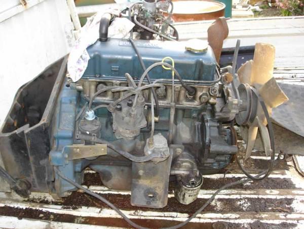 Tech Wiki Forklift Datsun 1200 Club
