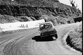 Roxburgh Whiteford Bathurst 1967 Class A winner Datsun 1000
