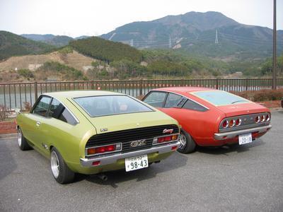 Masayuki's PB210& bro'sSunny Excelent