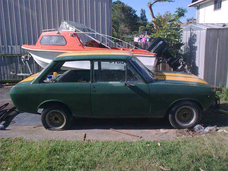 Datsun 1000 for sale-3