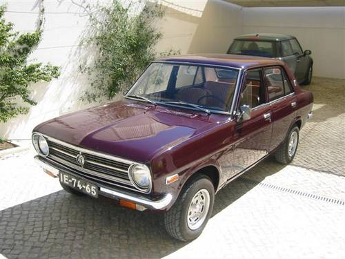 Lisbon Sedan