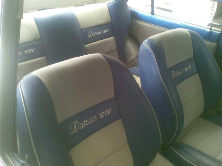 Tech Wiki - Seats : Datsun 1200 Club