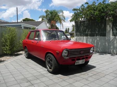 FOR SALE - 1969 Datsun 1000 4dr sedan