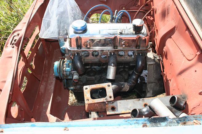 turbo manifold #2