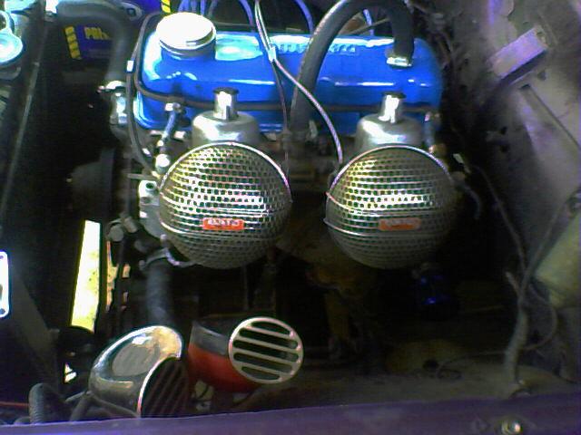 engine bay again
