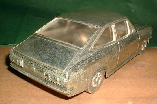 KB110 Cigarette Case