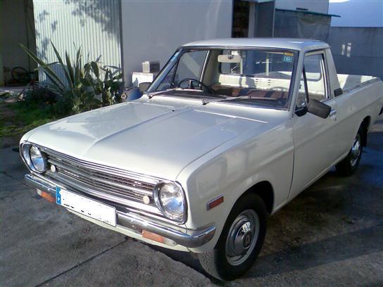 Tech Wiki - B120 : Datsun 1200 Club