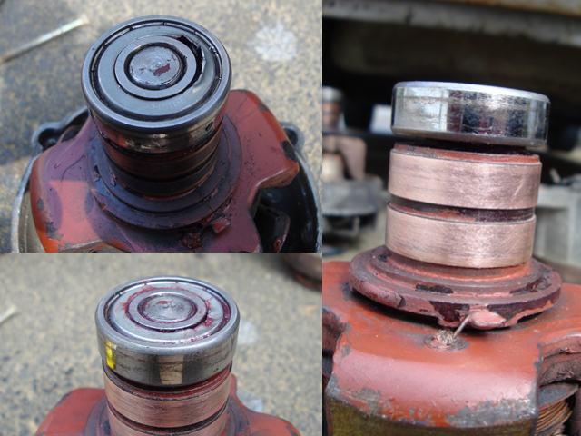 Alternator Rotor Maintainence
