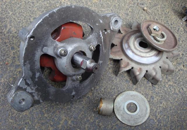 Alternator Front Bearing