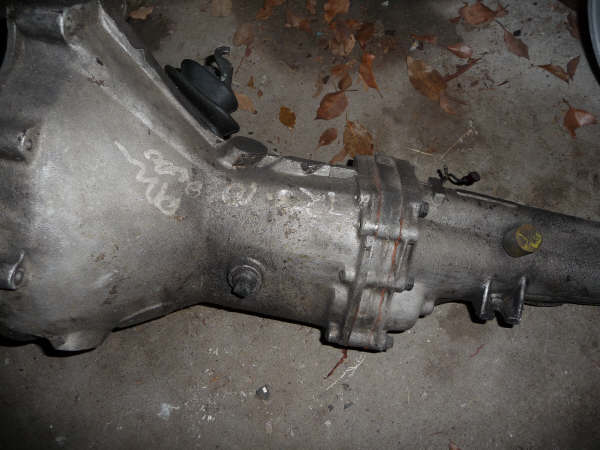 Smooth Case 56A transmission