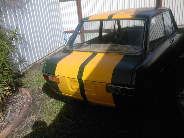 Datsun 1000 for sale-6